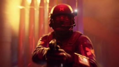 Quantum Break - Game Awards trailer