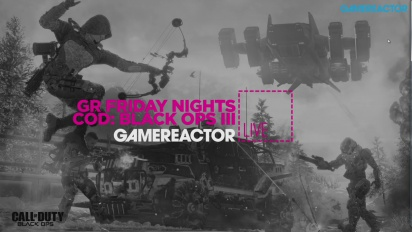 GRTV Live: GR Friday Nights - CoD: Black Ops 3 (26.02.16)