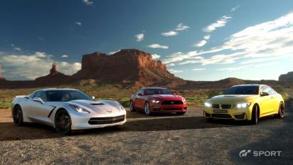 Gran Turismo Sport - Gameplay Trailer