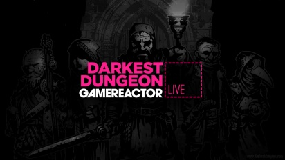 GRTV Live: Darkest Dungeon