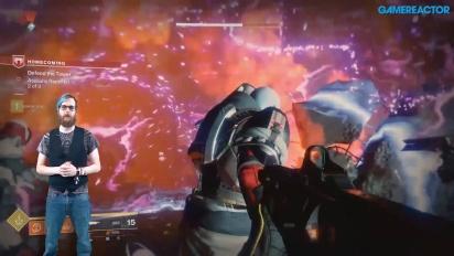 Destiny 2 - Alt vi vet foreløpig (Video #1)