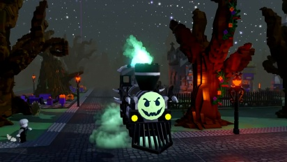 Lego Worlds - Monsters Pack Official Trailer