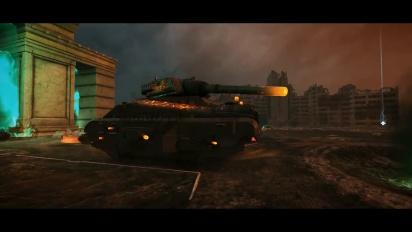 World of Tanks - Stop Leviathan