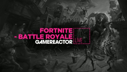 Livestream Replay - Fortnite: Battle Royale