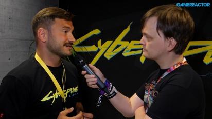 Cyberpunk 2077 - intervju med Stanisław Święcicki