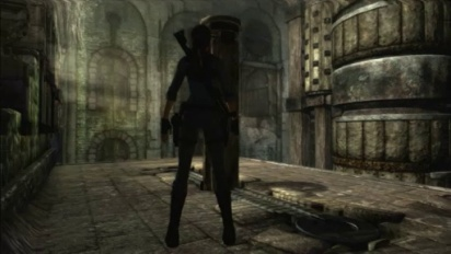 Tomb Raider: Underworld - Beneath The Ashes Trailer