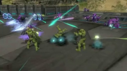 Halo Wars Launch Trailer