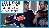 Vi tar en titt på Razer Blade Stealth 2019