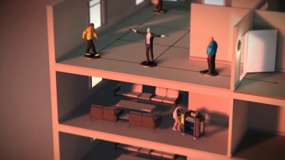 Hitman GO - Now on Android Trailer