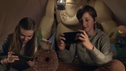 PS Vita  - Summer TV Trailer