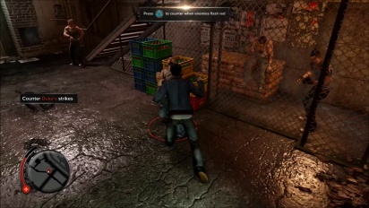 Sleeping Dogs - Definitive Edition Gameplay: Combat & Breakables