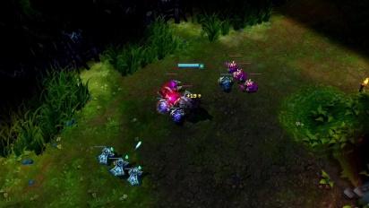 league of Legends - Sion Champion Spotlight Trailer