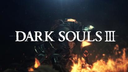 Dark Souls III- Gameplay-trailer fra PSX