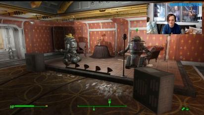 Vi spiller Far Harbor i Fallout 4