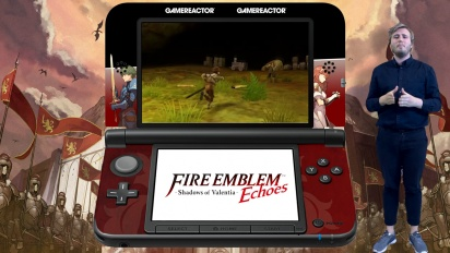 Fire Emblem Echoes: Shadows of Valentia - Hva er Fire Emblem (Video #1)