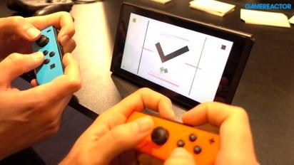Flat Heroes - Nintendo Switch nyttig flerspillerfunksjon