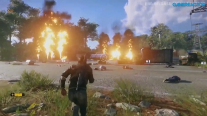 Just Cause 4  - Fem ting vi lærte på E3