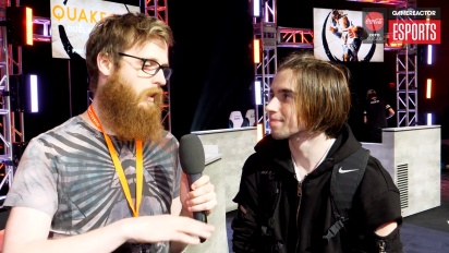 QuakeCon 2018 - T9clawz Winner's Interview
