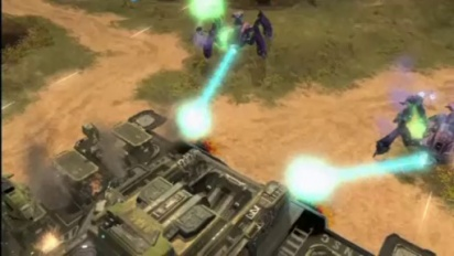 Halo Wars - Vid Doc: Jaws of Victory Trailer