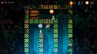 Wonder Boy: The Dragon's Trap - Mobile Release Trailer