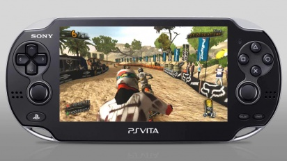 MUD: FIM Motocross World Championship - PS Vita - Spain Trailer