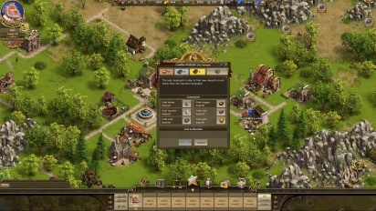 The Settlers Online - The Science System in Settlers Online Dev Diary