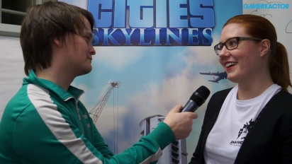 Cities Skylines-intervju