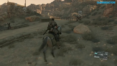 Gameplay: MGSV - Extract Highly-Skilled Soldier Mission
