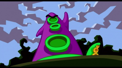 Day of the Tentacle Remastered - PSX-trailer