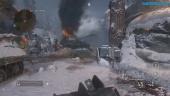 Call of Duty: WWII - Domination på Adrennes Forest-kartet