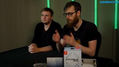 Fire Emblem Warriors - Vi pakker opp Special Edition (Video #2)