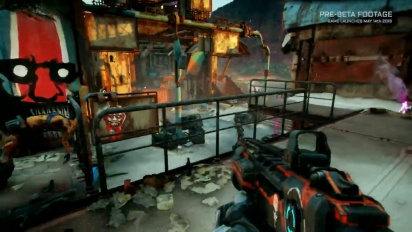 Rage 2 - 9 Minutes of New Pre-Beta Gameplay