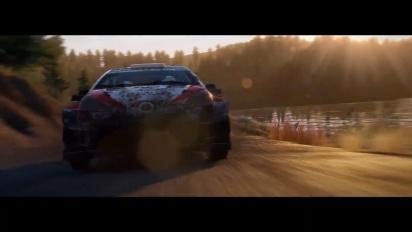 WRC 8 - Launch Trailer
