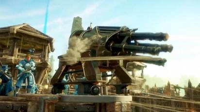 New World - Closed Beta Trailer