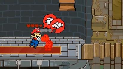 Scribblenauts Unlimited - Mario Trailer