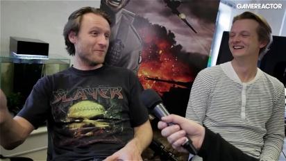 Heroes & Generals-intervju
