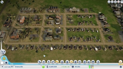 SimCity - Tutorial Video #1: Road Density