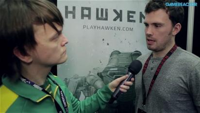 PAX East 13: Hawken-intervju