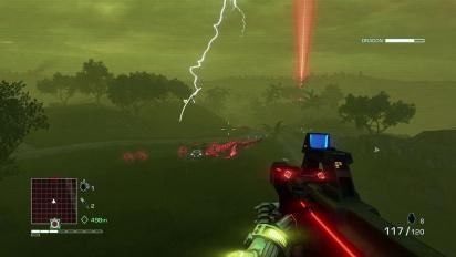Far Cry 3: Blood Dragon - Walkthrough Trailer