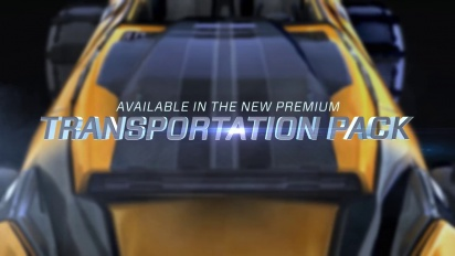 Firefall - New Transportation Pack Racer Trailer