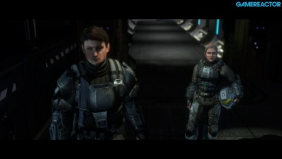 Gameplay: Halo 3: ODST (Halo: The Master Chief Collection)