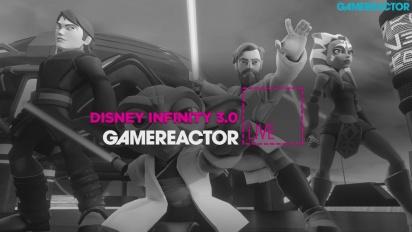 GRTV Live: Disney Infinity 3.0