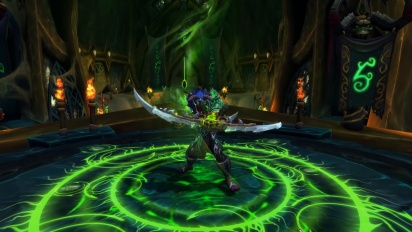 World of Warcraft: Legion - Demon Hunter Preview