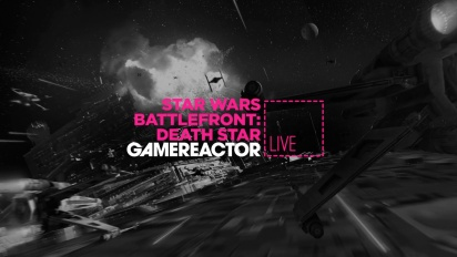 GRTV Live: Star Wars Battlefront: Death Star