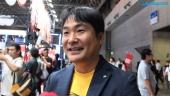 Toukiden 2 - Takashi Morinaka-intervju