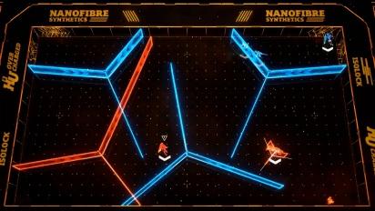 Laser League - March updates trailer
