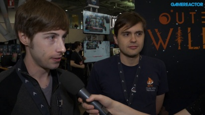 Outer Wilds - Alex Beachum & Loan Verneau Interview