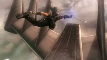 Ninja Gaiden Sigma 2 - GDC 09: Debut Trailer