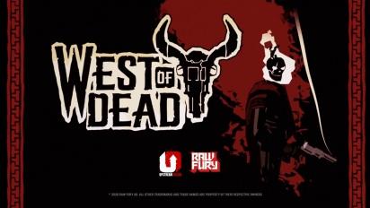 West of Dead - Release Date Trailer