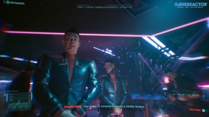 Cyberpunk 2077 - De første 80 minuttene på Xbox Series X som Corpo